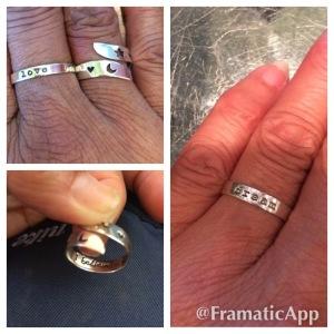 ring collage